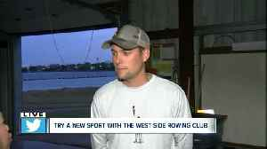 News video: Early risers at the West Side Rowing Club