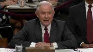 News video: The United Methodist Church Has Filed A Formal Complaint Against Jeff Sessions