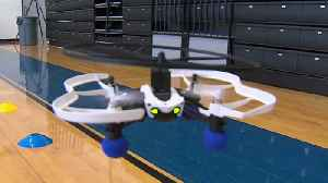 News video: Dallas Kids Learning How To Pilot Drones At Summer Camp