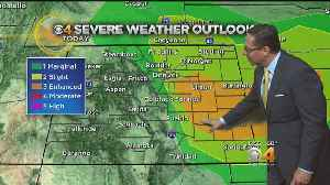 News video: Another Round Of Severe Storms Possible