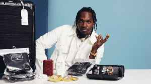 Pusha-T Knows the Importance of Moisturizing [Video]