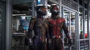 News video: Evangeline Lilly Reveals Changes To Wasp's Suit