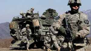 US Suspends Major Military Exercise With South Korea