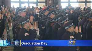230 New Officers Graduate From Chicago Police Academy