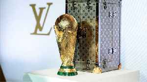 News video: The Value Of The FIFA World Cup Trophy