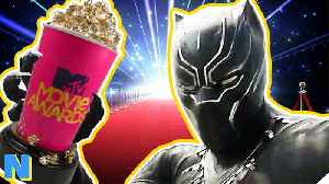 News video: 'Black Panther' Star Gifts MTV Movie Award To Real Life Hero | NW News