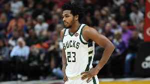 Bucks Guard Sterling Brown Suing City of Milwaukee, Police Department