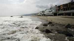 News video: Report Warns About Rising Sea Levels and Chronic Flooding