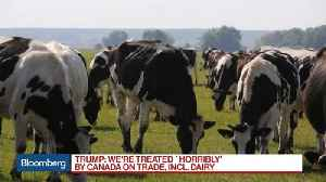 News video: Saputo CEO Suggests Canada Eliminate Class 7 Dairy Policy