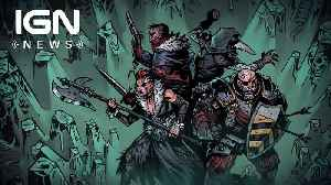 News video: Darkest Dungeon Expansion, The Color Of Madness, Available Now on PC