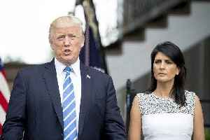 News video: Trump administration reportedly set to withdraw from UN Human Rights Council amid separation policy backlash