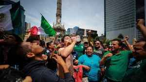 How Mexican Soccer Fans Caused Seismic Activity by Partying