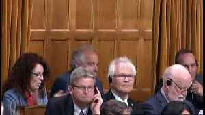 News video: Karina Gould Breastfeeds During House Of Commons Question Period