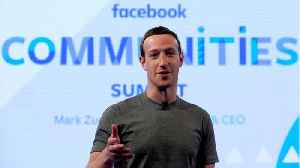 News video: Mark Zuckerberg Asks Facebook Users To Donate To Help Migrant Families