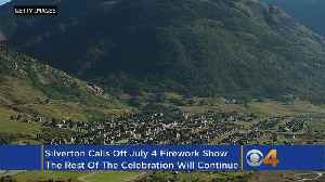 News video: Silverton Cancels Fireworks Due To Fire Danger