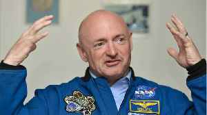 Astronaut Mark Kelly Slams Trump's New Space Force