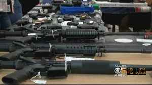 Activists Claim Cow Palace Gun Show Organizers Have Firearm Convictions