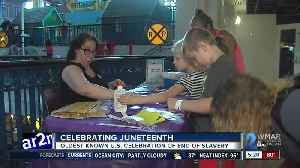 Port Discovery celebrates Juneteenth