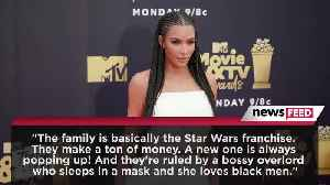 News video: Tiffany Haddish SPOOFS Black Panther & MORE Hilarious Moments From MTV Movie Awards