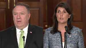 News video: Haley says U.S. withdrawing from U.N. Human Rights Council