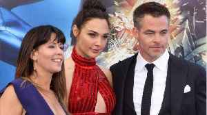 News video: First footage of Wonder Woman's invisible jet is here, and you have to see it to believe it