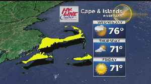 WBZ Evening Forecast For June 19