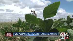 Farmers in Johnson County wary of trade war with China