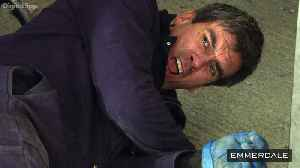 Emmerdale Soap Scoop! Cain Dingle is attacked