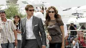 News video: Brad Pitt Returns To Work In L.A. Amid Custody Agreement With Angelina Jolie
