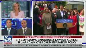 Corey Lewandowski Responds With 'Womp, Womp' To Border Separation Story Of Girl With Down Syndrome