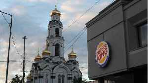 Burger King Russia Ad Offering Free Burgers To Women Impregnated By World Cup Players Removed