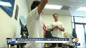 News video: Dr. Tommy John writes book for sports parents