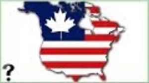 News video: What If Canada Joined The US?