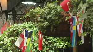 News video: UK looks set to get an economic boost from the World Cup