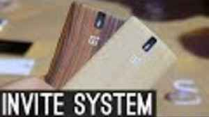 OnePlus One Invite System/ Release Schedule Explained. [Video]