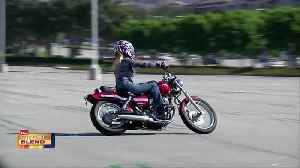 Motorcycles With Ian Ziering