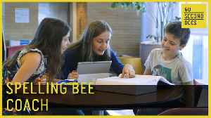 News video: Spelling Bee Coach // 60 Second Docs