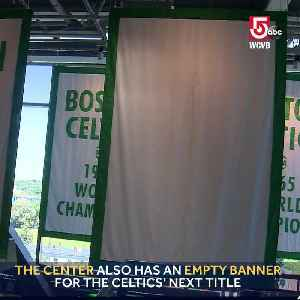 News video: First look at the Boston Celtics new state-of-the-art facility