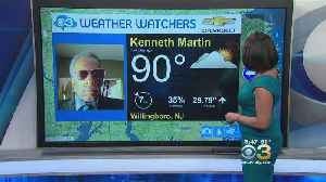 News video: Tuesday Weather Watchers Update