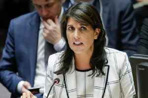 Nikki Haley Says US Will Leave UN Human Rights Council