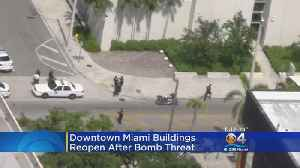 Children's Courthouse Evacuated After Possible Bomb Threat In Downtown Miami