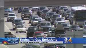 News video: Hickenlooper Signs Executive Order For Low Emissions Vehicle Standards