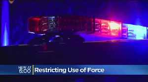 News video: California Bill That Would Change Police Deadly Force Policies Advances