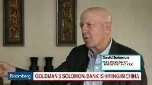 Goldman's Solomon Says Deepening Trade War Could Impact Investments [Video]