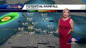News video: First Alert: Rain expected to move in Wednesday afternoon