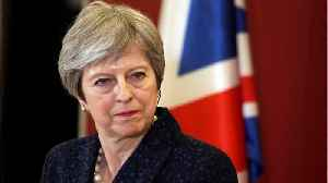 News video: Theresa May Does Not Agrees With Trump Immigration Policy