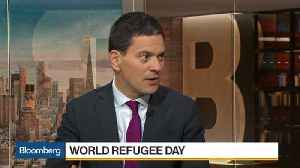 Right for U.S. to Lead the Way on Refugees, Says IRC's Miliband [Video]