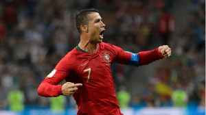 News video: Ronaldo Continues To Make History