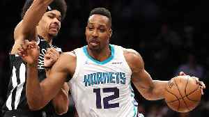 Nets-Hornets Trade Further Illustrates Dwight Howard's Fall From Stardom [Video]