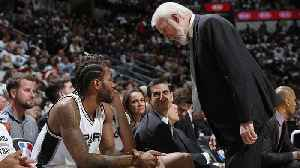 Why Gregg Popovich Will Have a Tough Time Convincing Kawhi Leonard to Stay With Spurs